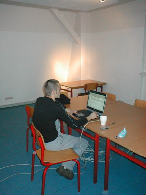 Reiseführer-Schreibwerkstatt 2005