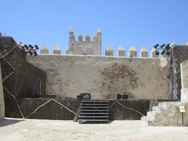 """Fadaiat 2005: castle """"Guzman El Bueno"""""""